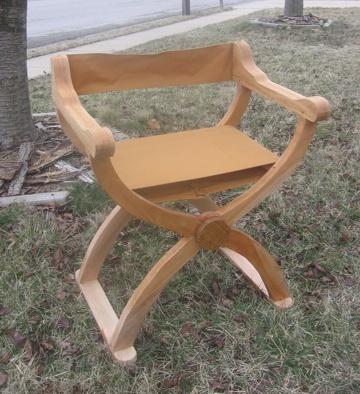Dantesca Chair